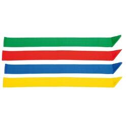 Schärpe gelb, L: 59 cm