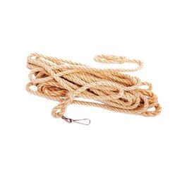 Schwungseil aus Hanf, 8m lang