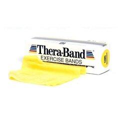 Thera-Band® 5,50 m x 12,8 cm gelb, dünn