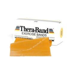 Thera-Band®  5,50 m x 12,8 cm gold, maximal stark