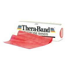 Thera-Band® 5,50 m x 12,8 cm rot, mittel stark