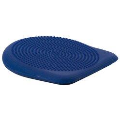 TOGU® Dynair Keil-Ballkissen Premium mit Pumpe, 40 cm dunkelblau