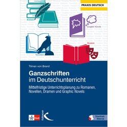 Ganzschriften im Deutschunterricht, Buch, Sekundarstufe