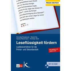 Leseflüssigkeit fördern, Buch inkl. CD