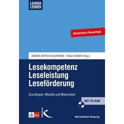 Lesekompetenz Leseleistung Leseförderung, Buch inkl. CD, 1.-7. Klasse