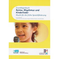 Kon-Lab Grundlagenbuch Reime, Rhythmus und Kinderlieder, 0-10 Jahre