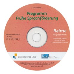 Kon-Lab CD Reime - 3 Hörgeschichten (solange der Vorrat reicht)