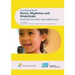 Kon-Lab Grundlagenbuch Reime, Rhythmus, Kinderlieder, 0-6 Jahre