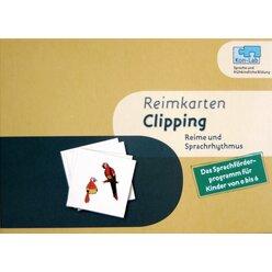 Kon-Lab Reimkarten Clipping, 0-10 Jahre (so lange der Vorrat reicht)