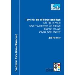 Kon-Lab Textbuch für die Bildergeschichten, 0-10 Jahre