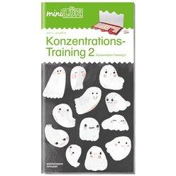 miniLÜK Konzentrationstraining 2, 5-7 Jahre
