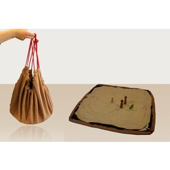 KreaShibai Erzählbeutel für Sandlandschaft