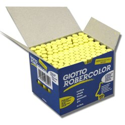 Robercolor - Kreide gelb, 100 Stück