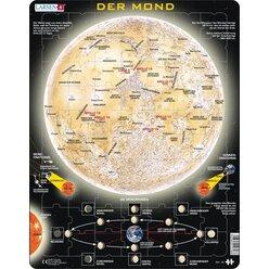 Larsen Lernpuzzle Der Mond, 3.-8. Klasse