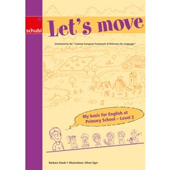 Let´s move, ab 4.Klasse