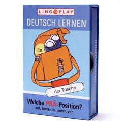 LingoCards Deutsch Lernen: Welche PRÄ-Position?, ab 5 Jahre
