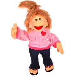 Living Puppets  Paula  Handpuppe W101