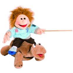 Living Puppets  Thilo Handpuppe W410