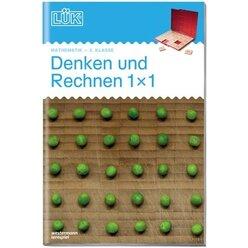 LÜK Denken und Rechnen 1x1, Heft, 2. Klasse