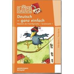 LÜK Deutsch - ganz einfach 3, 1.-8. Klasse