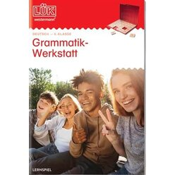 LÜK Grammatik Werkstatt, Heft,  6.Klasse