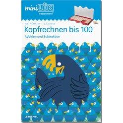 miniLÜK Kopfrechnen bis 100, Heft, ab 2. Klasse