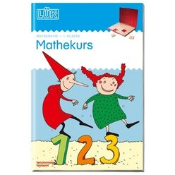LÜK Mathekurs, Heft, 1. Klasse