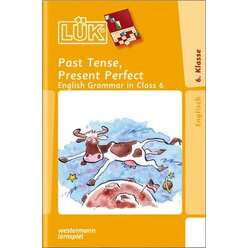 LÜK Past Tense - Present Perfect, Heft, 6. Klasse