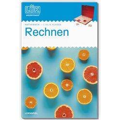 LÜK Rechnen, Heft, 7.-9. Klasse