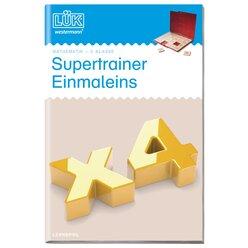 LÜK Supertrainer Einmaleins, 2.-3. Klasse