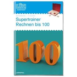LÜK Supertrainer Rechnen bis 100, 2.-3. Klasse