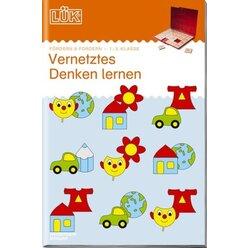 LÜK Vernetztes Denken lernen, Heft, 1.-3. Klasse