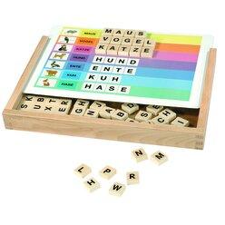 Kindergarten-ABC mit Groß- und Kleinbuchstaben (7331)