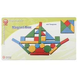 Magnetbox mit Tangram