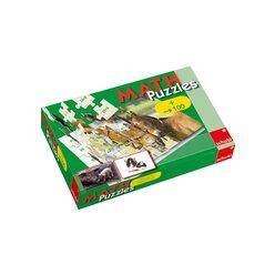 MATHPuzzles - Addition bis 100, 6-9 Jahre