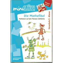 miniLÜK Mathe Fibel, Heft, Vorschule/1. Klasse