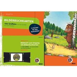 """Bilderbuchkarten """"Der Grüffelo"""", ab 3 Jahre"""