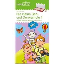 miniLÜK Die kleine Seh- und Denkschule 1, Heft, 5-7 Jahre