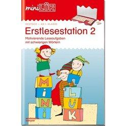 miniLÜK Erstlesestation 2, Heft, 1.-2. Klasse
