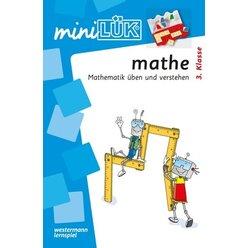 miniLÜK mathe, Heft, 3. Klasse