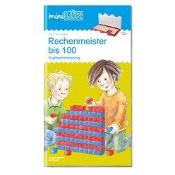miniLÜK Rechenmeister bis 100, Heft, 2.-3. Klasse