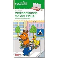 miniLÜK Verkehrskunde mit der Maus 1, Heft, 5-7 Jahre