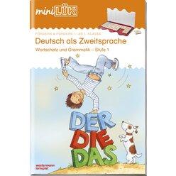 miniLÜK Deutsch als Zweitsprache 1, ab 1. Klasse