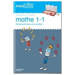 miniLÜK mathe 1x1, Heft, 2. Klasse