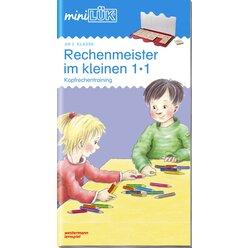 miniLÜK Rechenmeister im Einmaleins, Heft, ab 2. Klasse