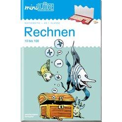 miniLÜK Rechnen 10-100, Heft, ab 1. Klasse