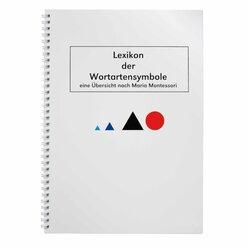 Lexikon der Wortarten, Buch, ab 6 Jahre