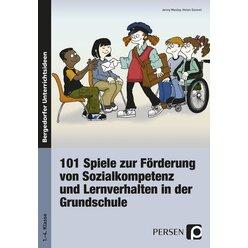 101 Spiele zur Förderung von Sozialkompetenz, Buch, 1.-4. Klasse