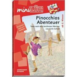 miniLÜK Pinocchios Abenteuer, Heft, 2.-4. Klasse