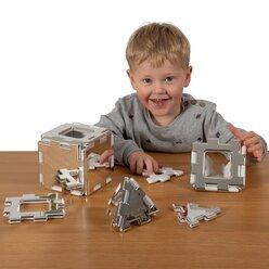 Mein erstes Polydron Spiegel-Set, Konstruktionsspielzeug, ab 2 Jahre